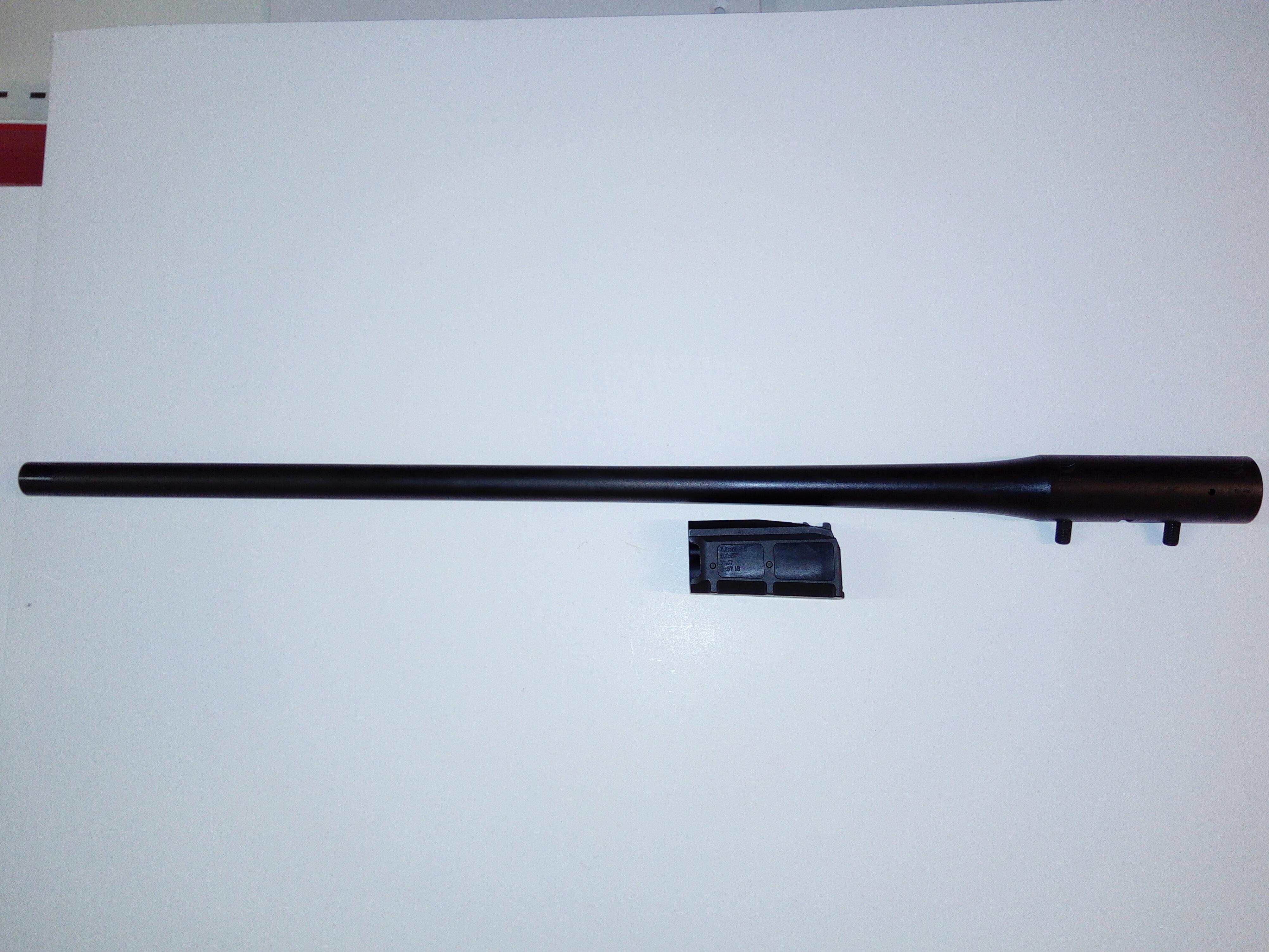 Blaser R8 piippu 6,5x55SE Standard ST 58 cm 15x1, ei tähtäimiä