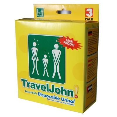Travel John matkapissapussi