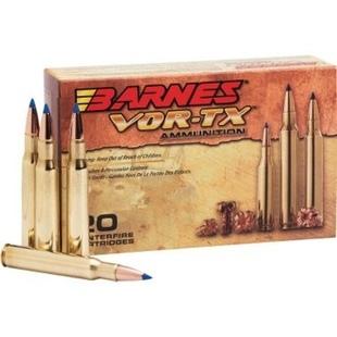 Barnes vor-tx .308 Win 10,9g ttsx BT patruuna  20 kpl /rs