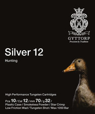 Gyttorp Silver 12/70 Tungsten 32g n:o 3  3,5 mm  10kpl/rs