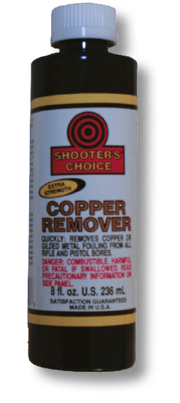 Shooter's choice Copper remover kuparinpoisto 236 ml