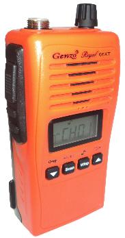 Genzo Royal 66XT VHF-puhelin metsästyskäyttöön
