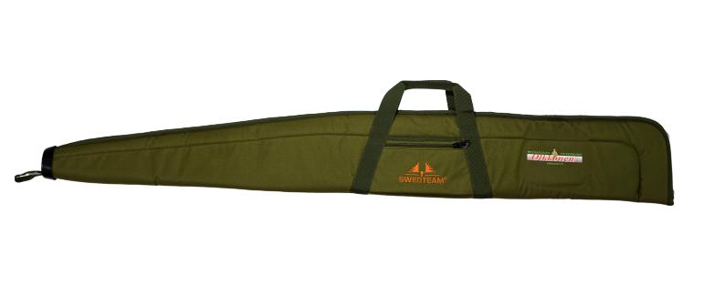 Asepussi haulikolle+ varustetasku (Metsästäjän erikoisliike logo)