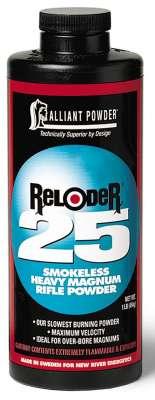 Alliant Reloader 25 ruuti 454g purkki