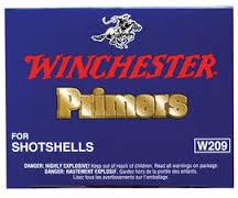 Winchester CW209 haulikon nalli
