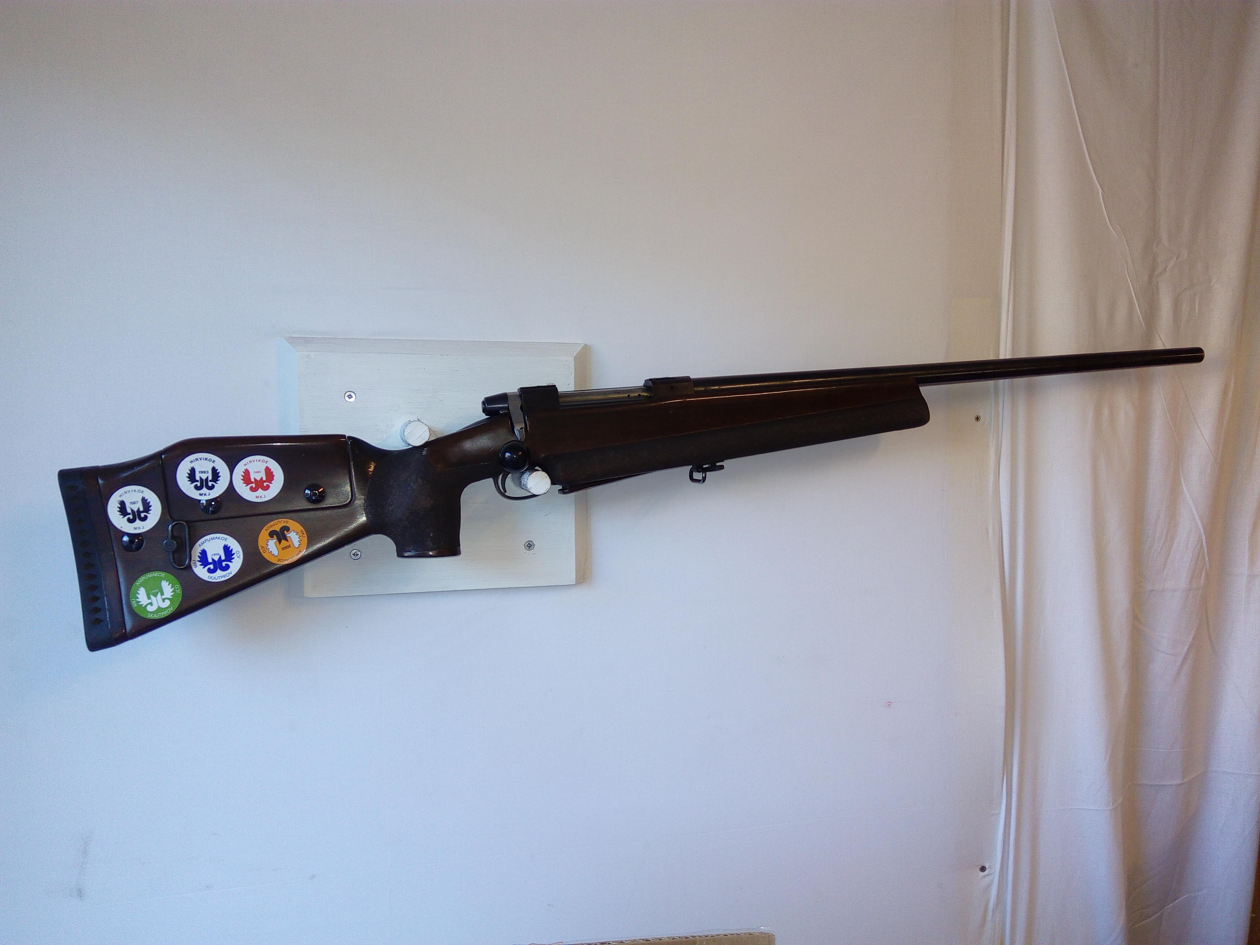 Tikka M 65 Super Sporter kivääri .308 win  käytetty MT